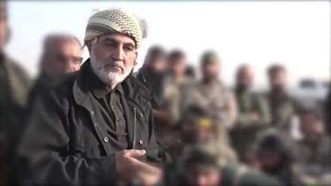 On the occasion of martyrdom of Major General Qassem Soleimani