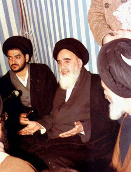 Imam Khomeini displayed great sense of humor while presenting lessons