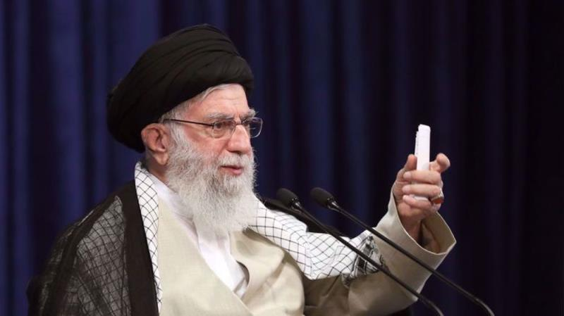 Leader denounces US sanctions on Tehran