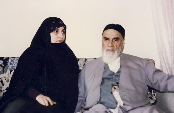Imam Khomeini was against polygamy