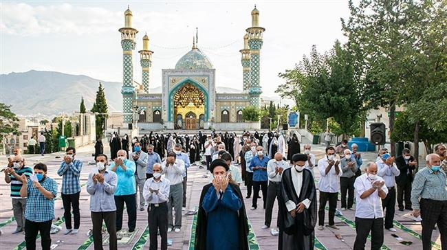 Millions of Muslims in Iran commemorate Eid al-Adha, Mina crush