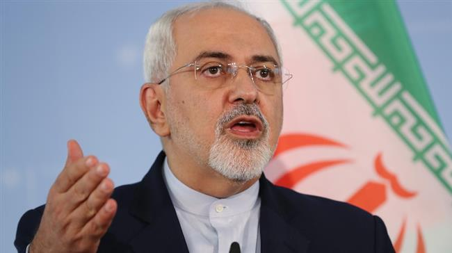FM Zarif says time for US to change its 'bankrupt' policy toward Iran