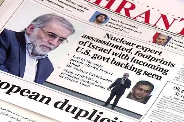 Global arrogance has long history of assassinating Iranian scientific elites