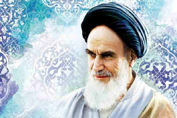 Imam Khomeini explained  the source of moral corruption