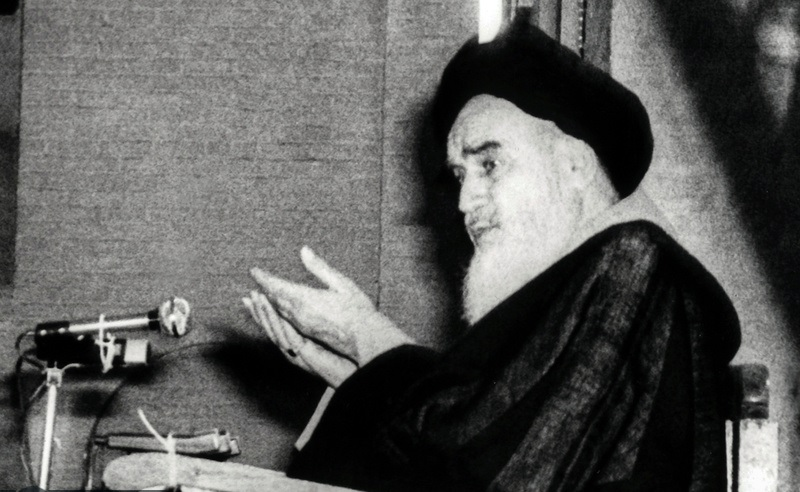 learning should be accompanied with measures, Imam Khomeini pointed out