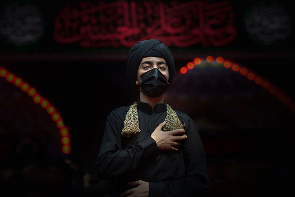 This year's Muharram ceremonies at Imam Hossein (PBUH)'s holy shrine in Karbala amid coronavirus restriction
