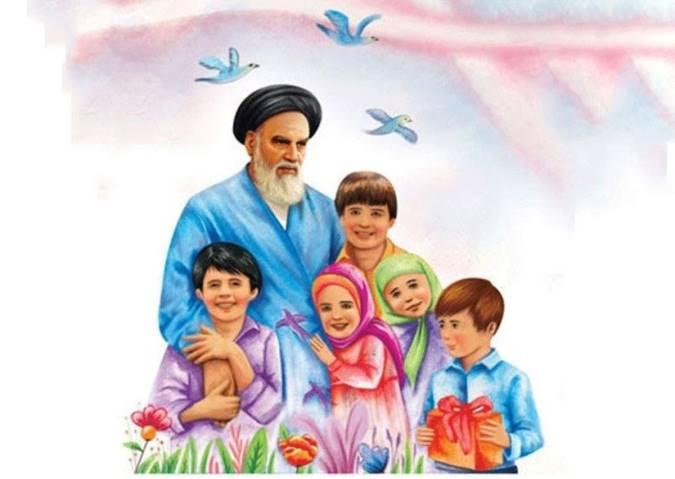 Children were emotionally associated with Imam