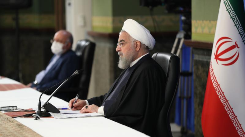 President Rouhani says Iran emerging victorious from 3-year economic war