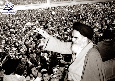 Imam Khomeini´s unprecedented leadership led revolution to victory