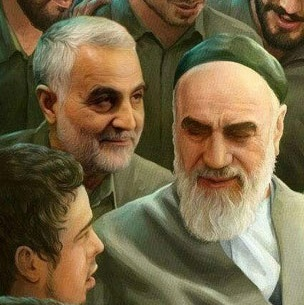 The dignity and grandeur of Imam Khomeini from the perspective Martyr Major General Qassem Soleimani