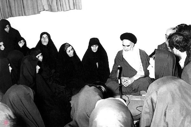 Imam Khomeini confronted injustices against women