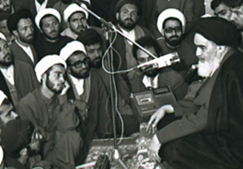 Imam Khomeini`s advice to clerics