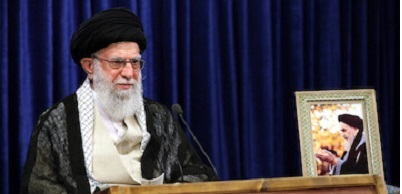Leader says Imam Khomeini shattered superpowers` aura of invincibility