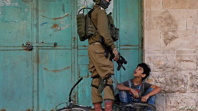 Hundreds of Palestinian children ethnically cleansed by Israel as world remains silent