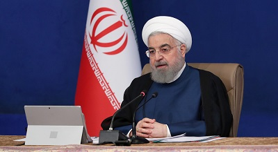 President Rouhani says disrespecting Prophet Muhammad insult to all Muslims, human values