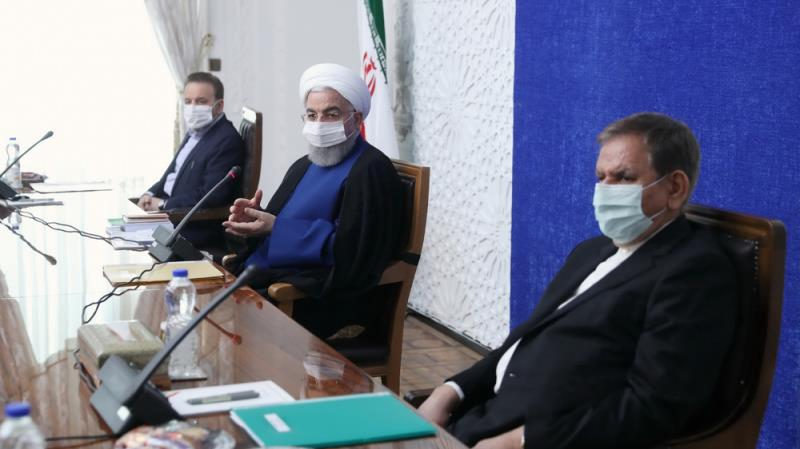 President Rouhani says Governmet. foiled ominous US plot to disintegrate Iran