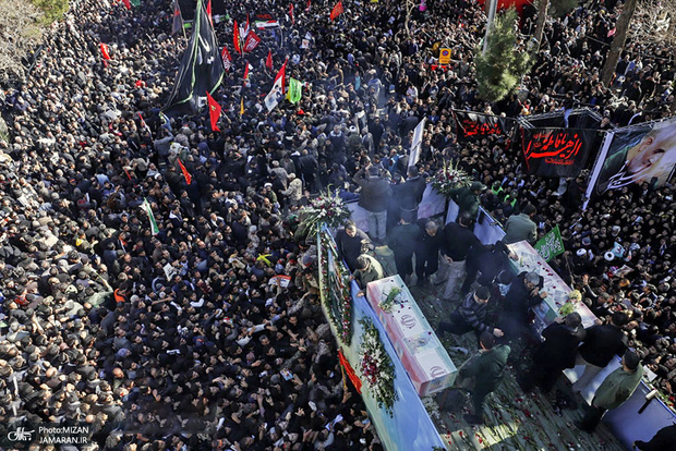 Millions of mournersn farewell to hero general in hometown funeral