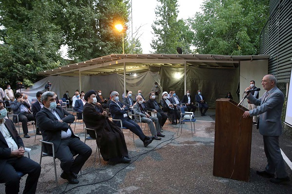 A ceremony held to mark 30th anniversary of Iran`s diplomatic victory against the Ba`athist regime in Iraq