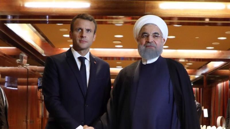 Rouhani warns Europeans against siding with US in backing anti-Iran resolution