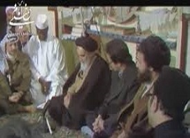 Imam Khomeini`s speech to a group of foreign ambassadors describing Iran`s stand in Iraqi-Imposed war