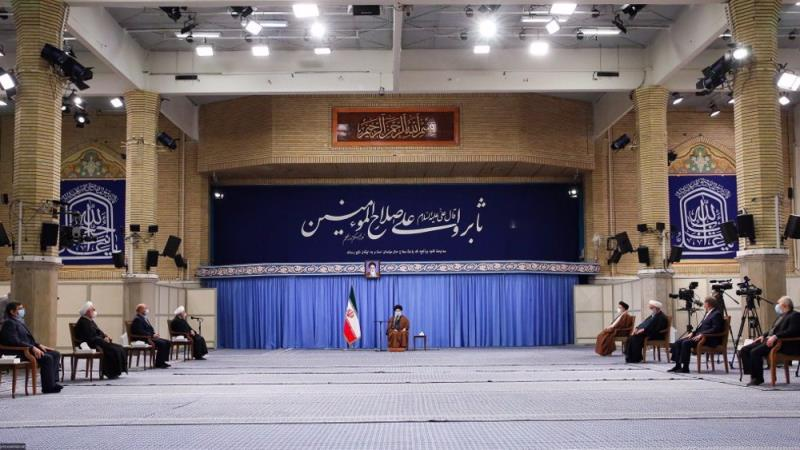 Leader says sanctions crime of US, European partners against Iran
