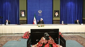 We're doing all in our power to neutralize, eliminate US sanctions, President Rouhani says
