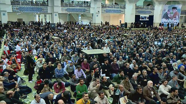 Thousands of Iranians mark 40th day after Lt. Gen. Soleimani's martyrdom