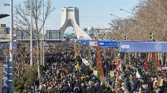 Iran marks 41st anniversary of Revolution: Where's John Bolton?