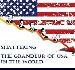 Shattering the grandeur and authority of USA in the world in imam Khomeini`s viewpoint