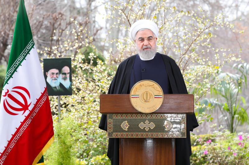President Rouhani says sanctions failed to force Iran to give in to US pressure