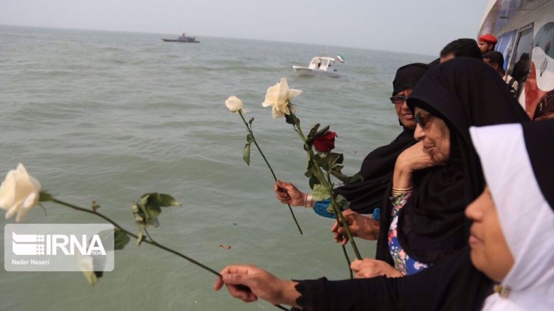 Iran pays tribute to victims of 1988 US downing of passenger jet
