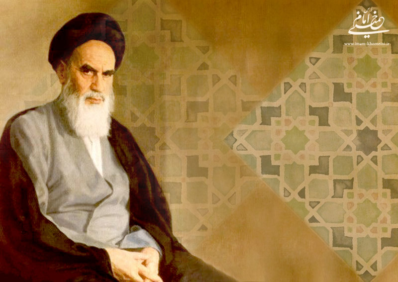 West eradicating the bases of human ethics, Imam Khomeini elucidated