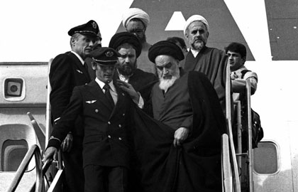 Iran marks historic return of Imam Khomeini, starts 10-day celebrations of 1979 Revolution anniversary