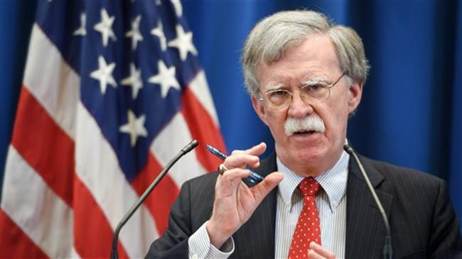 Iran hawk Bolton admits receiving 'tens of thousands of dollars' from MKO