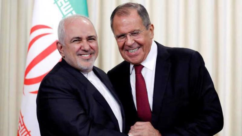 FM Zarif in Moscow to discuss regional issues, bilateral ties with Lavrov