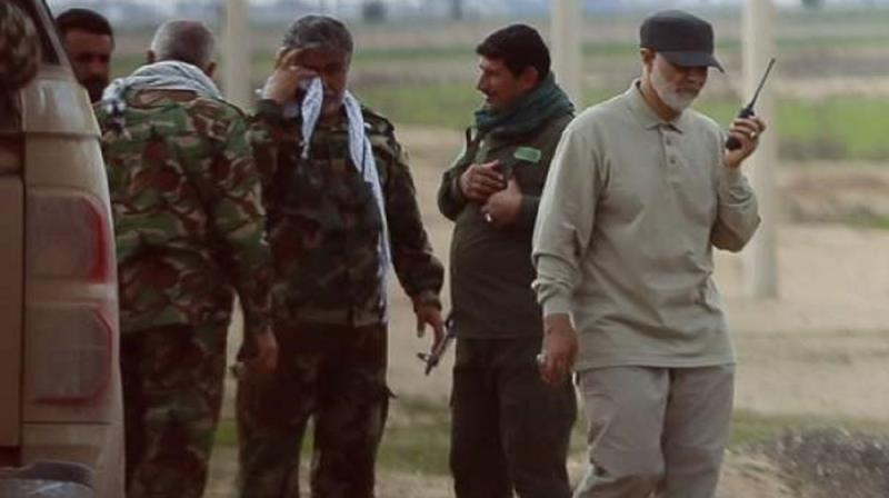 UN experts call US drone attack on Gen. Soleimani 'unlawful' killing