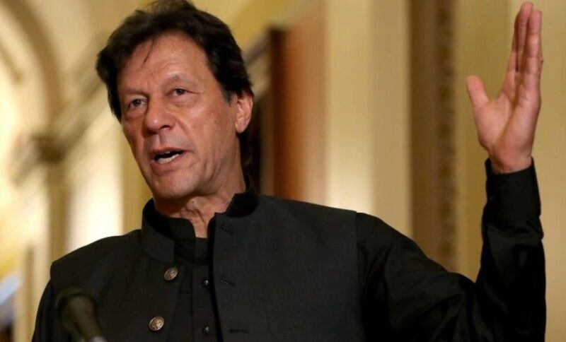 Pakistani prime minister says Imam Khomeini has been role-model