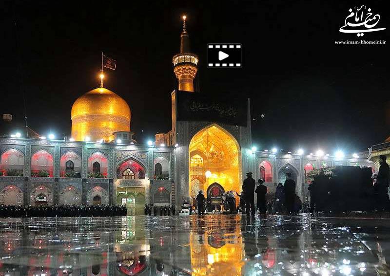 Muslims mourn prophet`s passing anniversary with social distancing in Mashhad