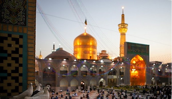 Imam Reza (PBUH) shrine is visited by nearly 30 million people annually