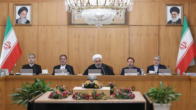 President Rouhani says national unity prevented US from defeating Iran