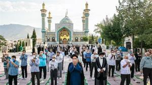 Millions of Muslims in Iran commemorate Eid al-Adha, Mina crush