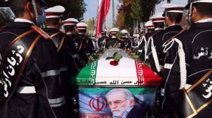 Nuclear scientist laid to rest as Iran vows to continue his work