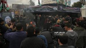 Gazans pay homage to General Soleimani, extend their deepest condolences to Iran
