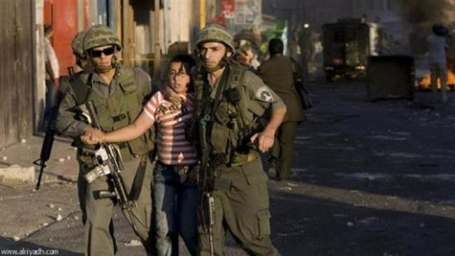 Israel keeping Palestinian children behind bars in inhumane conditions