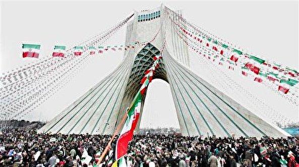 Iranians nationwide mark 41st anniversary of the Islamic Revolution