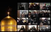 The night of Imam Reza (PBUH)'s martyrdom in the holy city of Mashhad