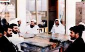 A collection of rare photos of Seyyed Ahmad Khomeini, Imam`s son