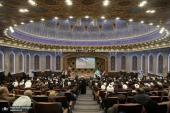 Ayatollah Makarim Shirazi organizes a ceremony to mark 40th days after martyrdom of Martyr Major General Qassem Soleimani