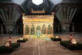The mourning gathering at Imam Khomeini mausoleum marks the martyrdom of doyen of martyr