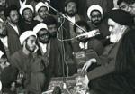 Imam Khomeini`s advice to clerics